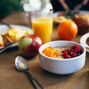 compound ontbijt