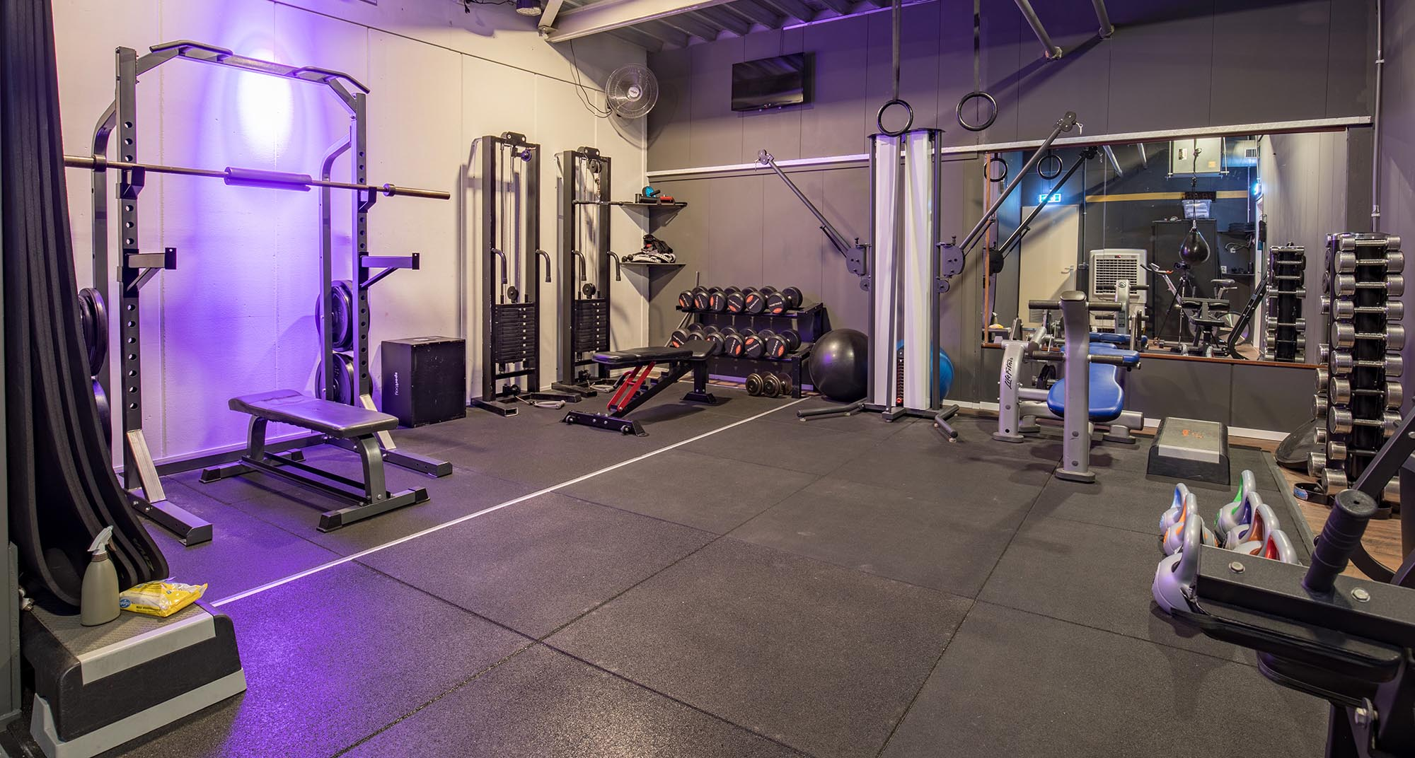 Compound Gym Personal Training