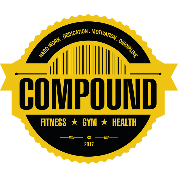 logo compound gym almere