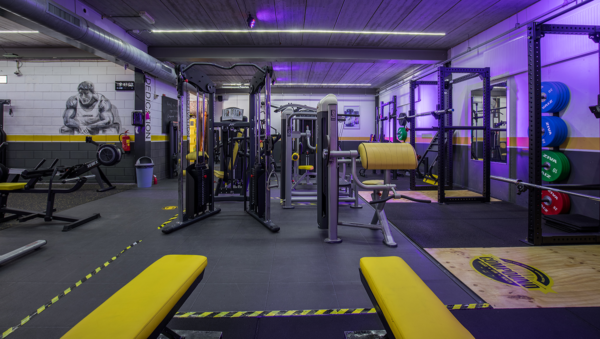 Fitness Almere Compound Gym