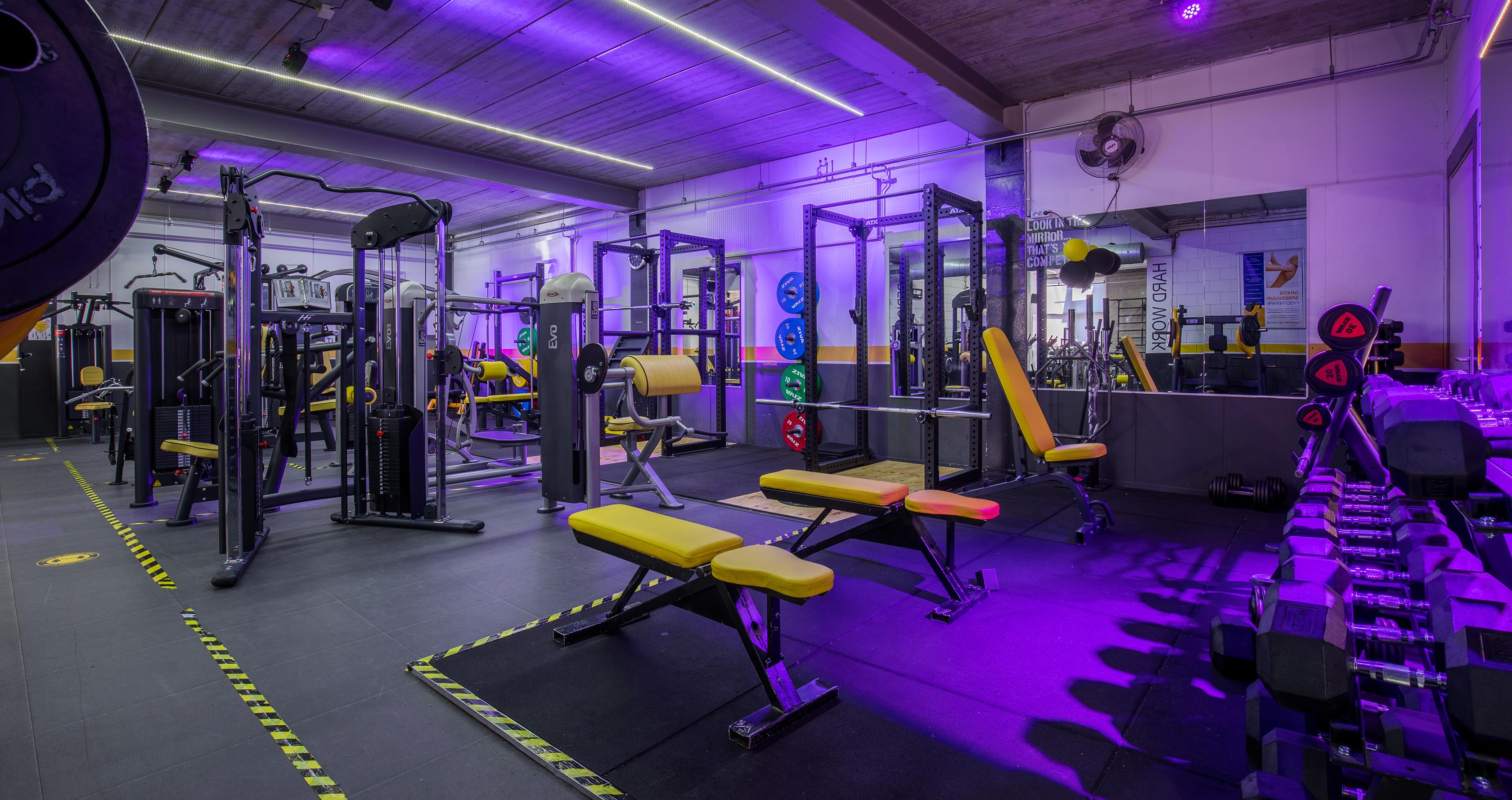 Sportschool Almere Compound Gym 2